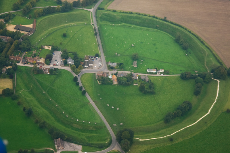 Avebury, Wiltshire. Image available from Simon Westwood of Fly-by-Light Photography.