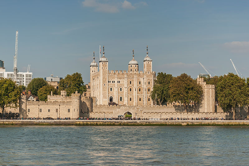 The Tower of London. Image available from Simon Westwood of Fly-by-Light Photography.