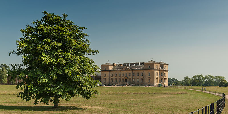Croome Court. Image available from Simon Westwood of Fly-by-Light Photography.