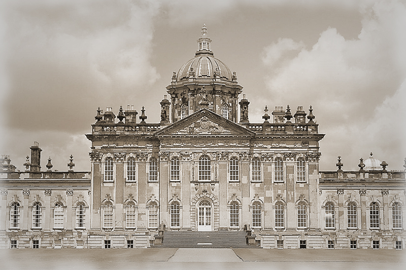Castle Howard. Image available from Simon Westwood of Fly-by-Light Photography.
