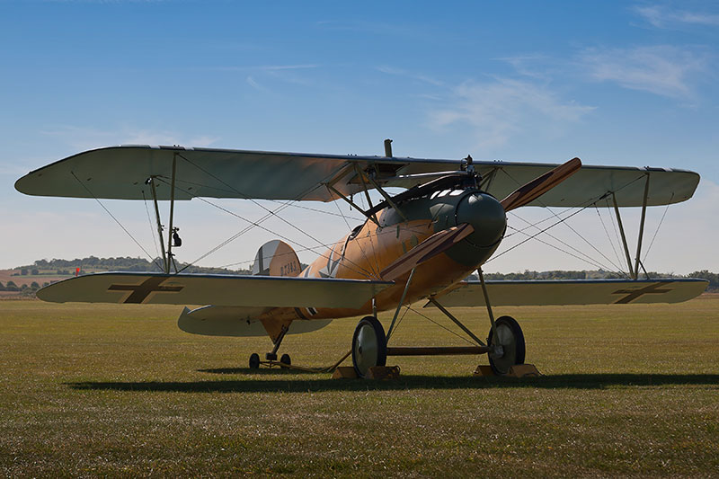 Albatross D.V. Image available from Simon Westwood of Fly-by-Light Photography.