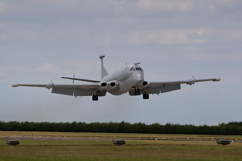 Nimrod R1. Image available from Simon Westwood of Fly-by-Light Photography.
