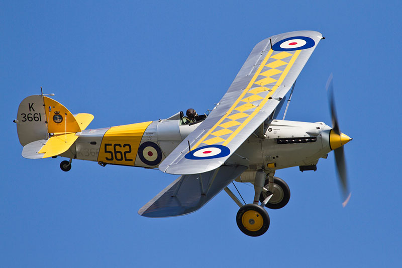 Hawker Nimrod II. Image available from Simon Westwood of Fly-by-Light Photography.