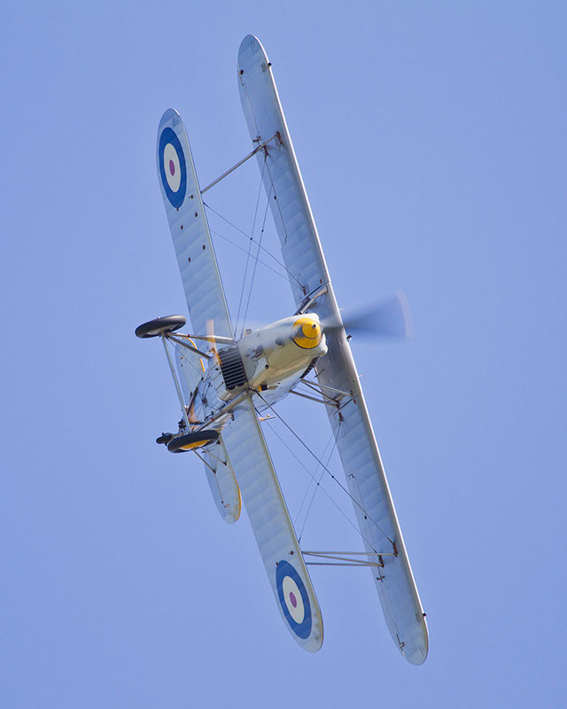 Hawker Nimrod 1. Image available from Simon Westwood of Fly-by-Light Photography.