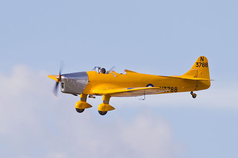 Miles Magister. Image available from Simon Westwood of Fly-by-Light Photography.