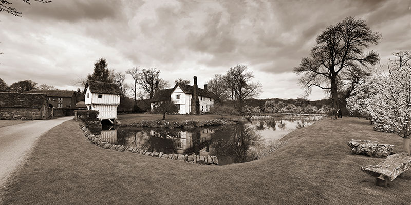 Brockhampton Estate. Image available from Simon Westwood of Fly-by-Light Photography.