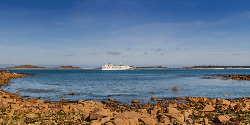 Isles of Scilly. Image available from Simon Westwood of Fly-by-Light Photography.