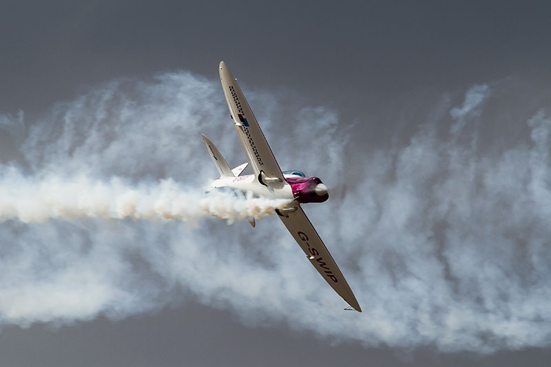 SWIP Silence Twister. Image available from Simon Westwood of Fly-by-Light Photography.