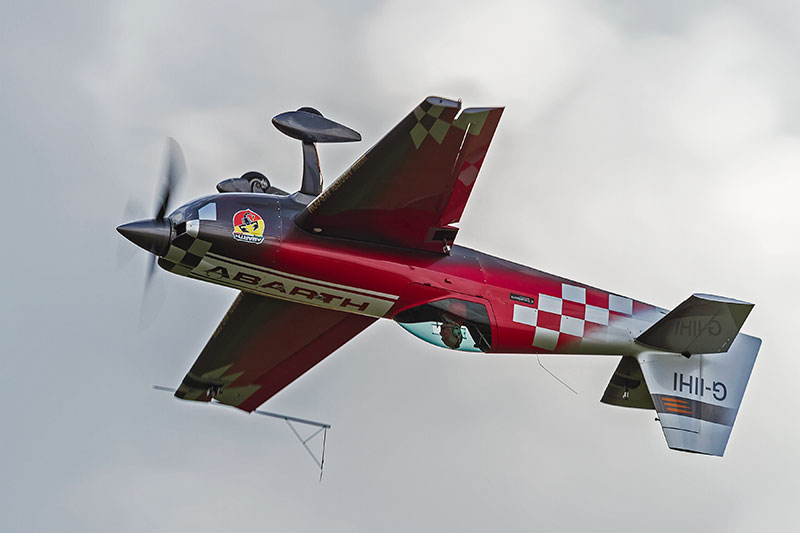 Extra 330sc. Image available from Simon Westwood of Fly-by-Light Photography.