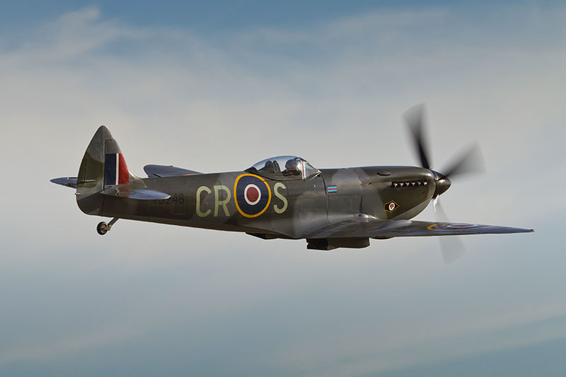 Mk XVI. Image available from Simon Westwood of Fly-by-Light Photography.