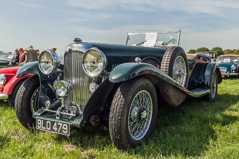 Lagonda M35R. Image available from Simon Westwood of Fly-by-Light Photography.