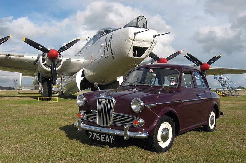 Wolseley 1500. Image available from Simon Westwood of Fly-by-Light Photography.